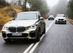 The Boss is Back: тест BMW X5 (G05)