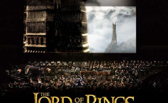 """Lord of the Rings in Concert"" се завръща у нас с ""Двете кули"""