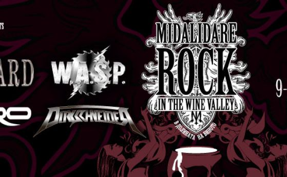 Фестивалът Midalidare - Rock in the wine valley пристига с конкурса Battle of the bands
