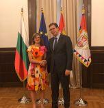 Захариева поиска предавания за българи по медиите в Сърбия