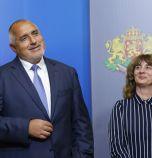 Борисов: Новината за бойкот на КСНС е 100% фалшива