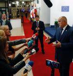 Борисов: ЕС не трябва да скъсва преговорите за членство с Турция