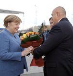 Меркел обеща на България Шенген 'в най-скоро време' и очаква среща с Ердоган...