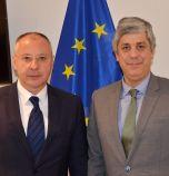 Станишев кани лидера на Еврогрупата в София за дискусия по присъединяването ни към еврото