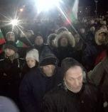 Най-многолюдният протест въвВойводиново досега