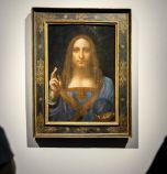 Къде е картината на Леонардо за 450 млн. долара? На яхтата на саудитския принц, разбира се!