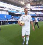 Реал Мадрид представи Еден Азар, феновете искат и звезда на ПСЖ (видео)