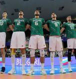 Волейболистите ни отстъпиха на силна Италия