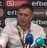 Треньорът на Локо Пд: Страсбург е класен само на хартия