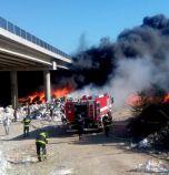 Отнемат лиценза на фирмата, отговорна за пожара под моста на магистрала Струма