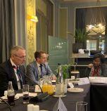 Българската евродепутатка Ева Майдел се срещна с Бил Гейтс