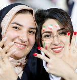 Иран пусна жените на стадиона