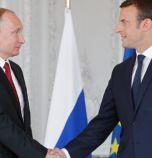 Макрон се обади на Путин, за да говорят за борбата с коронавируса