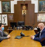 Снимка на деня: Гешев се срещна с посланика на Китай