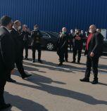 Борисов: Единственият риск за България е БСП