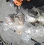 Хероин за 10 млн. лв. на ТИР-паркинг в Хасково, дрогата...