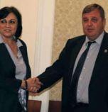 Каракачанов към Нинова: Некадърният политик първо...