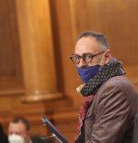 Любен Дилов за удълженото заседание: Всички политици ще горим в ада