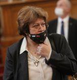 Дончева: Депутатите на Слави нямат собствена воля, ръководят ги с команди